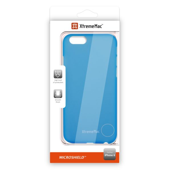 Microshield Rubber Coating F 252 R Iphone 6 S Xtrememac